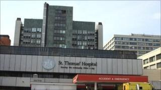 Guy's and St Thomas' Hospital