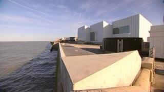 Turner contemporary gallery in Margate