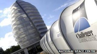 National Space Centre in Leicester