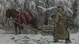 Painting by Ludwik Maciag