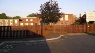 Copleston High School, copyright snowmanradio via Wikipedia