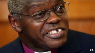 Archbishop of York Dr John Sentamu