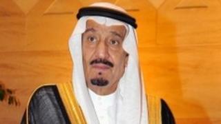 Prince Salman bin Abdulaziz