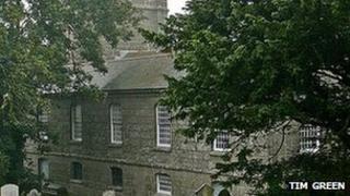 St Euny Church