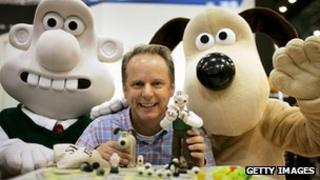 Aardman founder Nick Park