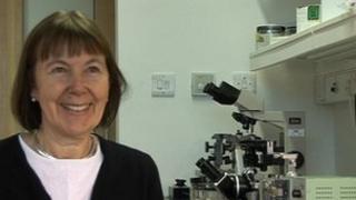 Professor Frances Ashcroft