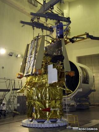 Phobos-Grunt (Roscosmos)