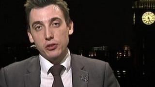 Luton South MP Gavin Shuker