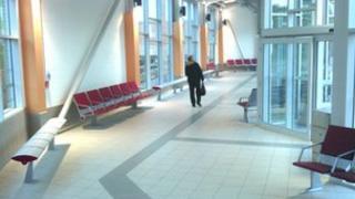 Inside Newark's new bus station