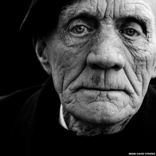 War veteran by Brian David Stevens