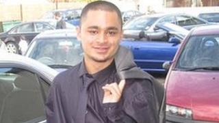 East Dulwich shooting victim Azezur Khan, who was known as Ronnie