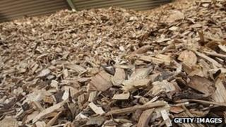 Wood waste generic