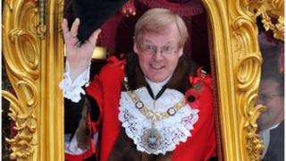 The new Lord Mayor, Alderman David Wootton, began serving as Mayor of the City of London from Friday