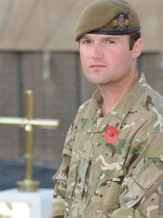 2nd Lt Ian Thornton