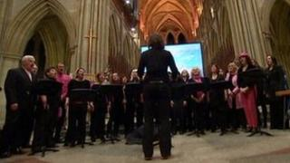 Truro Cathedral concert