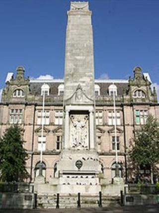 Preston Cenotaph