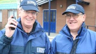 Street Pastors in Shrewsbury