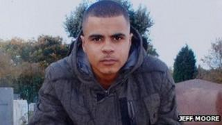 Mark Duggan (pic: Jeff Moore)