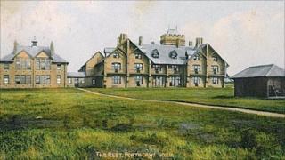 Rest home, Porthcawl