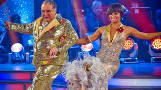 Russell Grant a Flavia