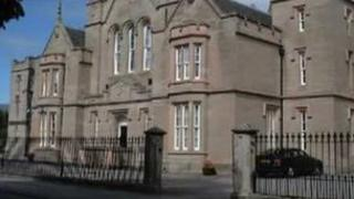 Dingwall Sheriff Court. Pic: Crown copyright