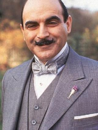 David Suchet as Poirot