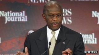 Herman Cain 12 November 2011
