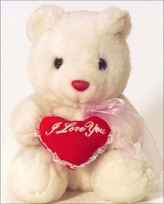 Museum Of Broken Relationships teddy