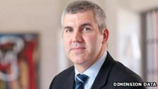 Neil Campbell, General Manager, Security, Global at Dimension Data