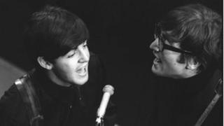 Paul McCartney; John Lennon
