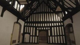 Shropshire library