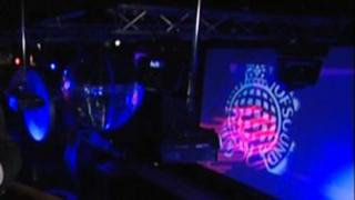 Ministry of Sound interior