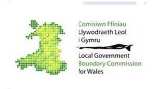 Comisiwn Ffiniau Llywodraeth Leol i Gymru