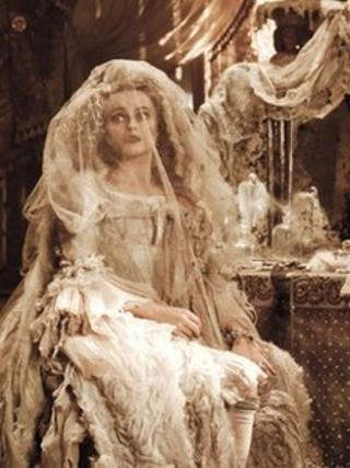 Helena Bonham Carter as Miss Havisham