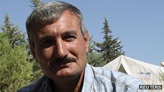 FSA leader Col Riyad al-Asad