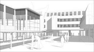 Plans for Pitsea town centre