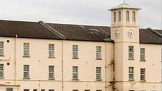 The Clock Tower, Ebrington Barracks, Derry