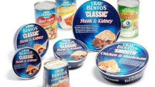 Fray Bentos products