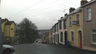 Creggan Hill, Derry