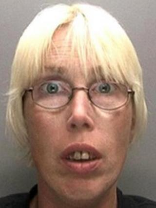 Sheila Jones- picture from West Midlands Police