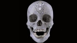For the Love of God © Damien Hirst. All rights reserved. DACS 2011. Photographed by Prudence Cuming Associates