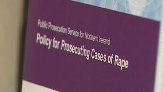 Policy for prosecuting rape