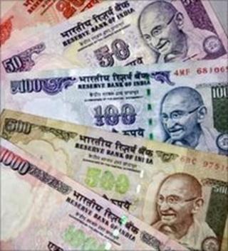 Indian rupee