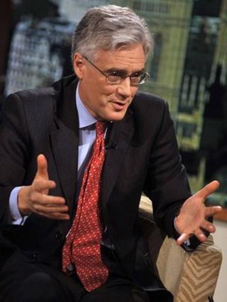 Lord Adair Turner in 2009
