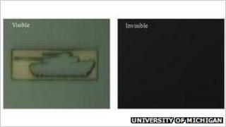 Carbon nanotubes experiment results