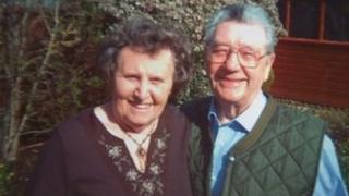 Elsie and Bob Crook