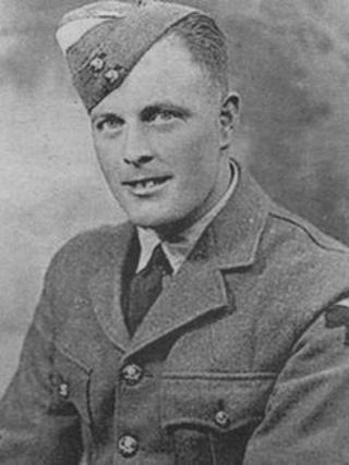 Flying Officer William George Cooper