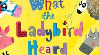 What the Ladybird Heard book cover