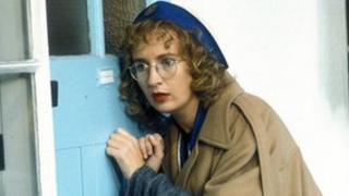 Su Pollard in the second series of Hi-De-Hi! in 1981