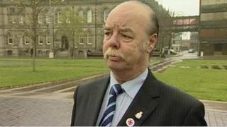 Middlesbrough Councillor Peter Cox